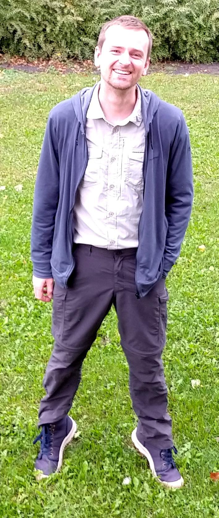 Nicolas' outfit wardrobe