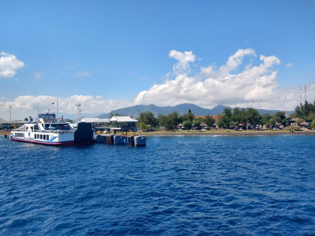 Ferry Bali - Java