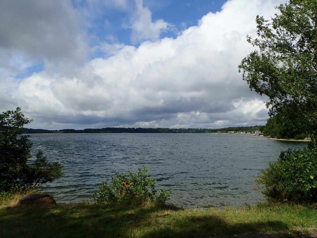 Lac de l'Eau d'Heure, Ardennes