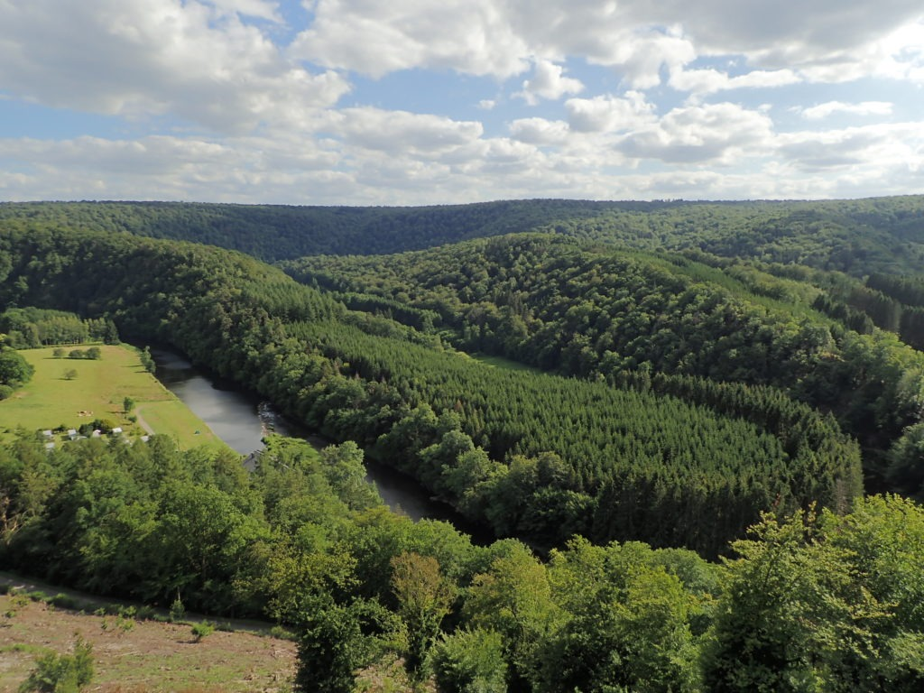 Herbeumont, Ardennes