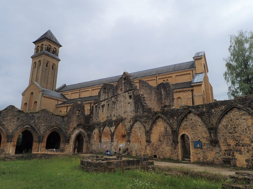 Abbaye d'Orval, Ardennes