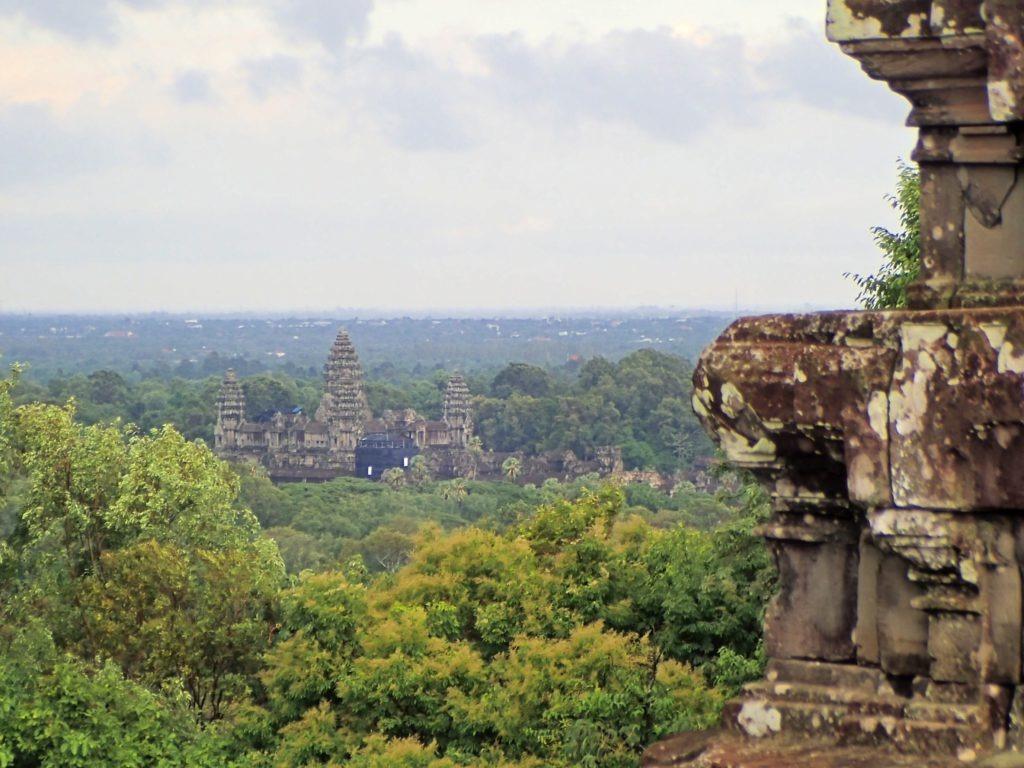 Phnom Bakheng & Angkor Wat, Siem Reap
