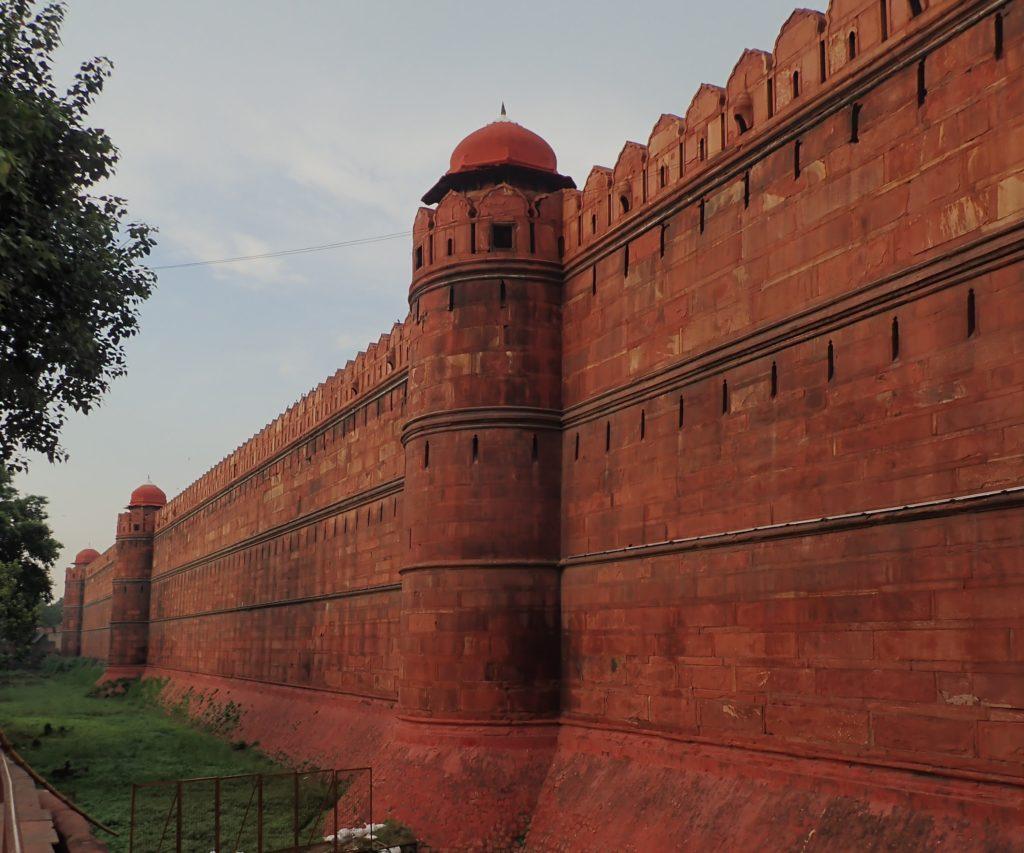 Fort Rouge - Delhi, Inde