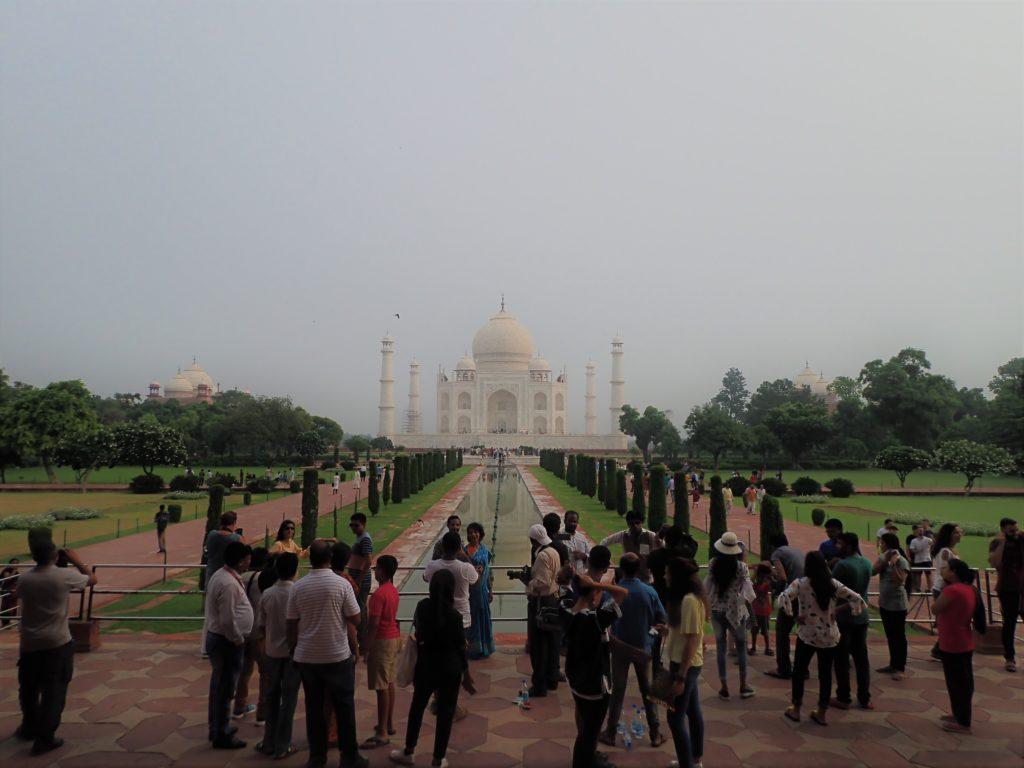Taj Mahal, Agra - Inde